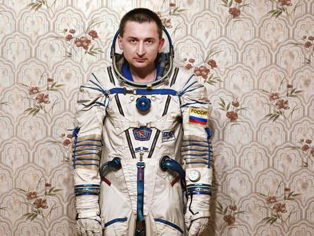 la Utopía espacial de Vincent Fournier