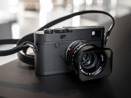 Leica M10 Monochrom diseñada para fotografía en blanco y negro