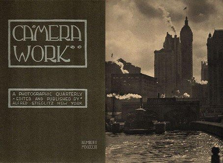291 Alfred Stieglitz: una galería que cambió la fotografía