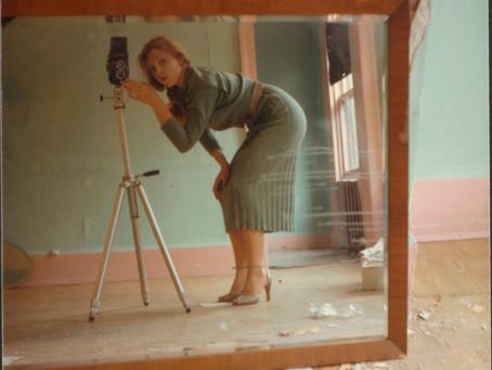 Francesca Woodman y su prototipo de la 'mirada femenina'