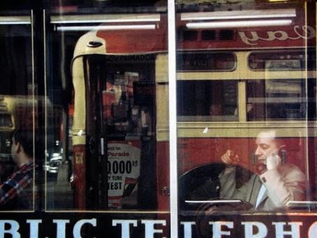 Saul Leiter. Un maestro de la fotografía en color