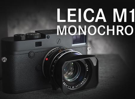 Presentación Leica M10 Monochrom en Madrid.