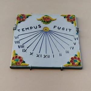 外壁用 壁飾り (太陽時計)