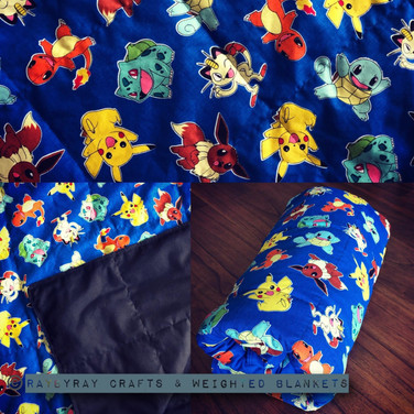 Weighted Blanket www.raybyraycrafts.com.