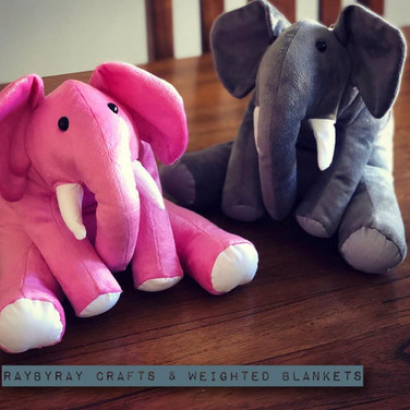 Weighted Toys - www.raybyraycrafts.com