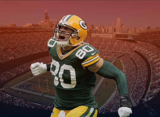 Chicago Bears: Why Jimmy Graham is a Buy