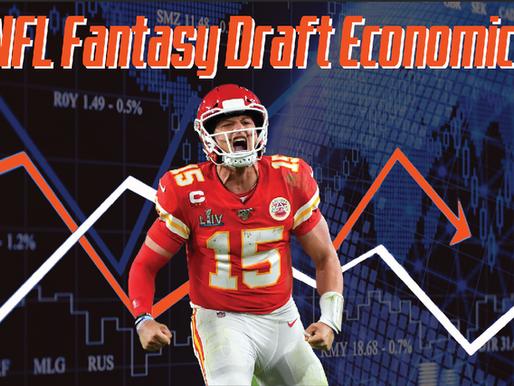 NFL Fantasy Draft Economics