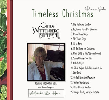 Timeless Christmas Piano Solos