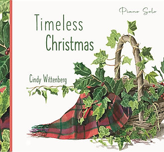 Timeless Christmas Piano Solo CD 2020 New Release