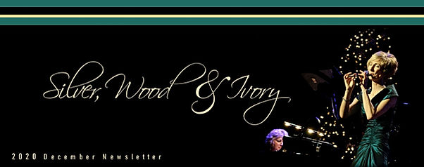 2020 DECEMBER SILVER, WOOD & IVORY NEWSLETTER