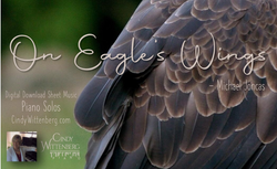 On Eagle's Wings cover photo for marketi