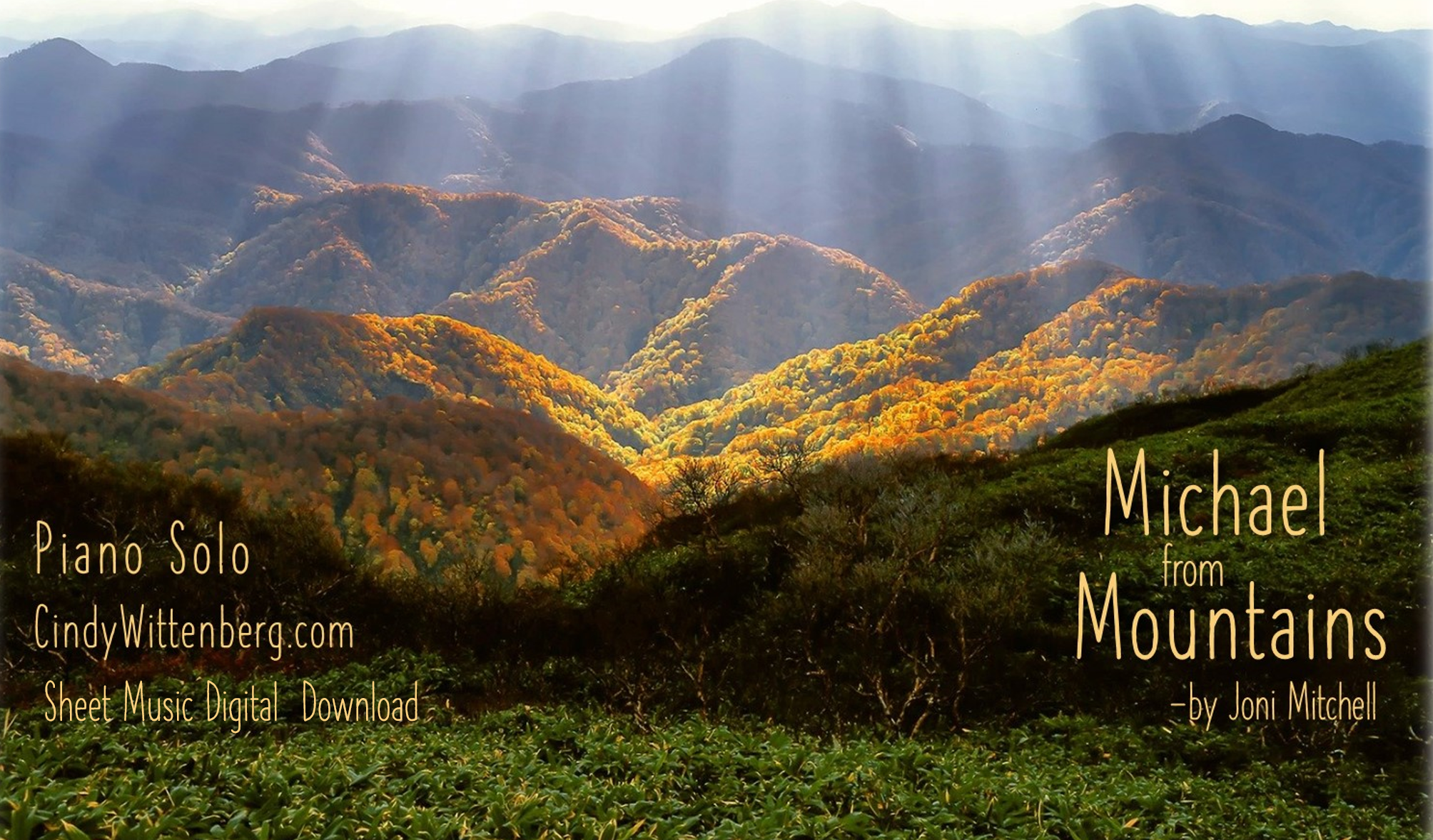 Michael from Mountains cover photo for m