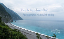 I Sing the Mighty Power of God - Video b