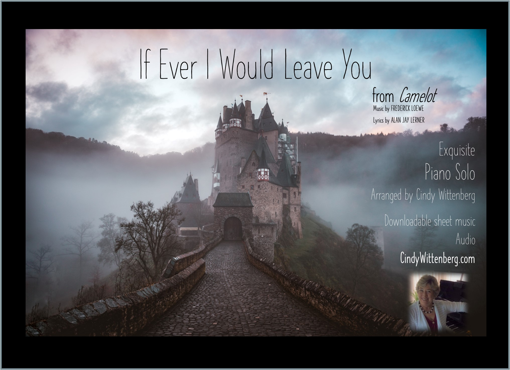 If Ever I would Leave  you castle cover