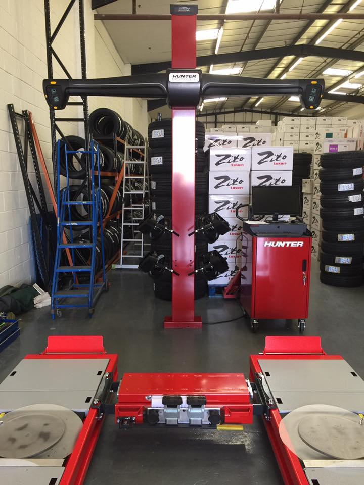 2 Wheel Alignment Adjustment