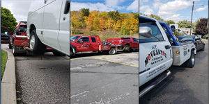 Local Auto & Light Truck Towing Vaughan