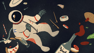 Space Junkfood