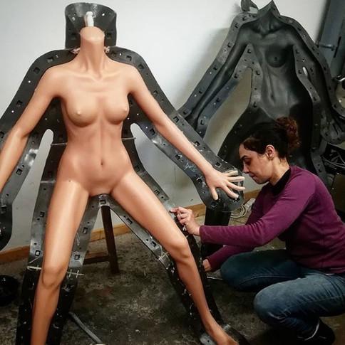 Naissance d'un AI Doll S+