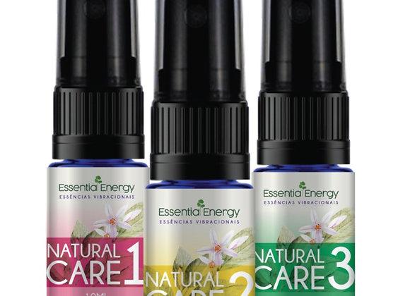 Trio Natural Care 1, 2 e 3
