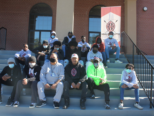 Eastlake Male Youth Initiative Students Capture the Spirit of Leadership and Success