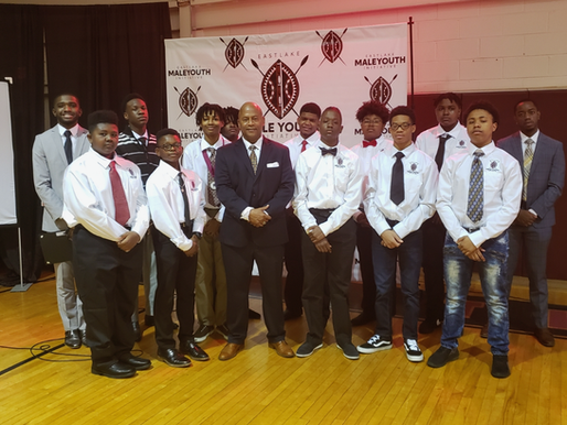 Eastlake Male Youth Initiative Honors Students From Its Class of 2021