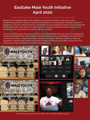 EMYI April 2020 Newsletter