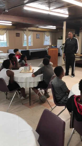 A.P. Torrence Youth Leadership Academy