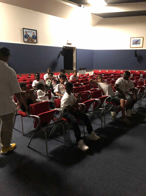 Academy Students View Tuskegee Airmen Documentary Film