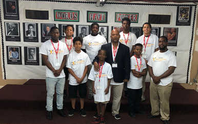 A.P. Torrence Youth Leadership Academy Final Session