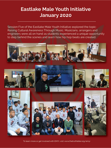 EMYI January 2020 Newsletter