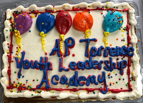Leadership Academy Day 5: Celebrate!