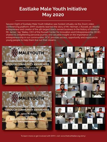 EMYI May 2020 Newsletter