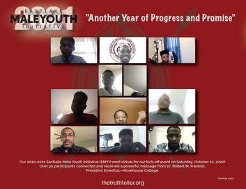 EMYI October 2020 Newsletter