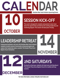 EMYI 2020 Fall Activity Calendar