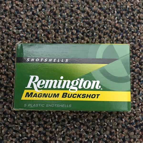 Remington Magnum Buckshot