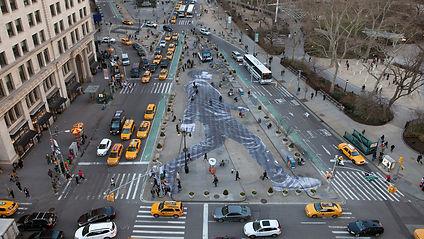 JR : WALKING NEW YORK
