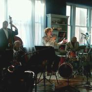 Gail Marten Quintet at Eubie Live