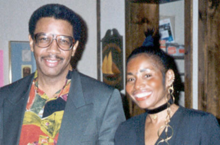 Charles and Becky Covington