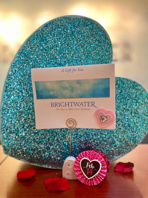 BRIGHTWATER SPA Gift Card