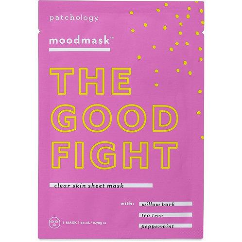 moodmask™ The Good Fight Sheet Mask