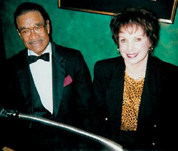 With Mel Spears