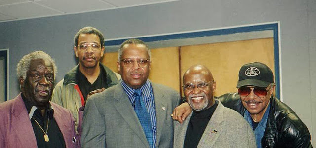 Keter Betts, Charles Covington, Fred Irby