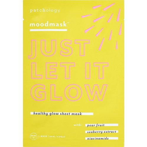 moodmask™ Just Let It Glow Sheet Mask