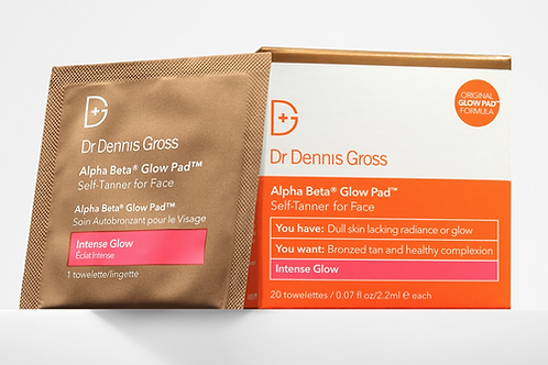 Dr Gross - Alpha Beta Glow Pad for Face (20 treatments)