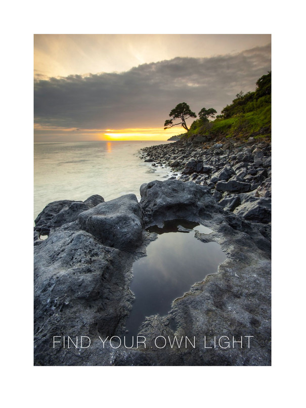 Find your own light poste