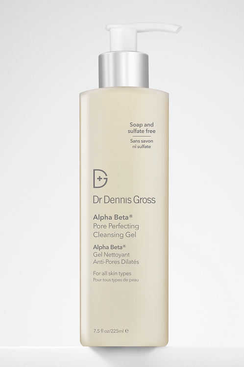 Dr Gross - Alpha Beta Pore Perfecting Cleansing Gel