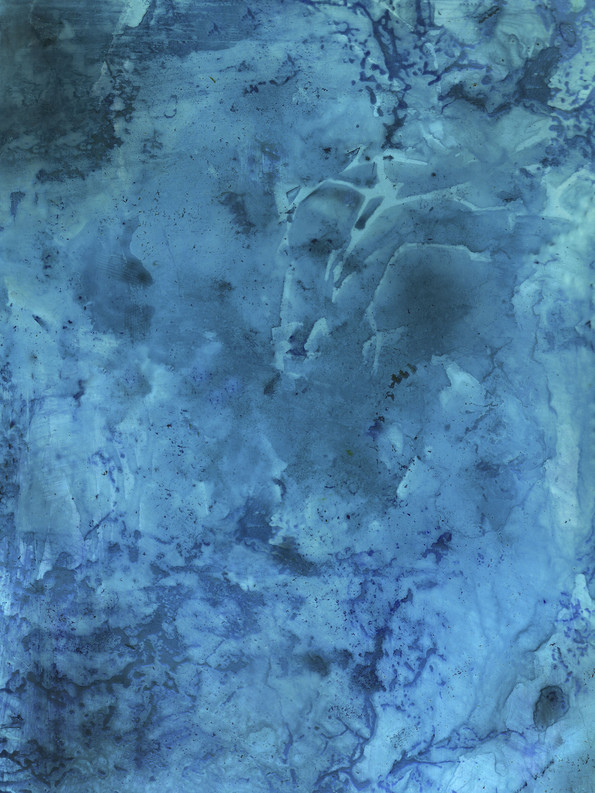 AERIAL BLUE