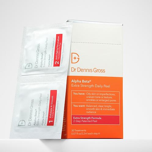 Dr Gross - Alpha Beta Extra Strength Daily Peel (30 treatments)