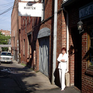 At Blues Alley