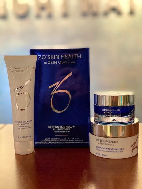 Getting Skin Ready Kit